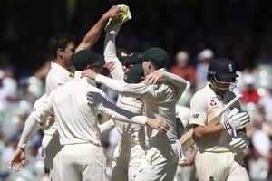 Adelaide Test: England collapse on Day 5 as Australia take 2-0 lead in...