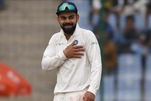 Virat Kohli gets 'classy' praise from former Sri Lanka skipper Kumar...