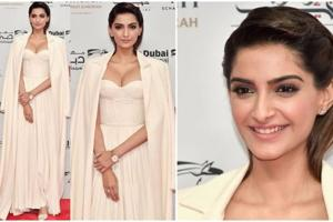 You have to see the breathtaking evening gown Sonam Kapoor wore in...