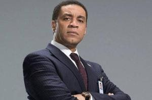 Actor Harry Lennix has been seen in films such as Batman v Superman: Dawn of Justice, Man of Steel, and The Matrix Revolutions.