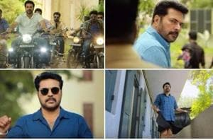 Masterpiece trailer:Mammootty as the tough professor who hogs the...