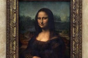 The art of science: The world's smallest Mona Lisa is created with DNA