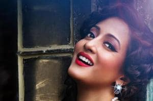Raima Sen talks about her first web series, a thriller called 'Hello',...
