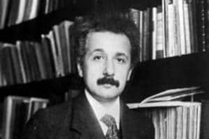 Albert Einstein's signed letter on relativity sold for $106,250