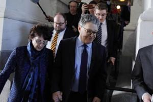 US Democratic senator Al Franken to quit over sexual abuse