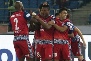 Jamshedpur FC kept a clean sheet for the fourth consecutive match but...
