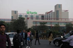 Gurgaon civil hospital's chief medical officer, BK Rajora said inquiry findings against Fortis Hospital, Gurgaon, has been submitted with the police.