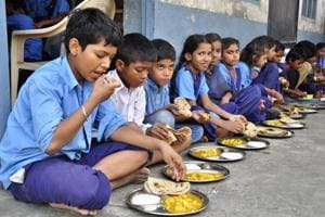 Chhattisgarh: 24 students fall sick after eating mid-day meal in govt...