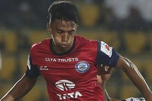 Jamshedpur FC's Sameehg Doutie made team officials search for him all...