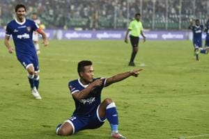 ISL 2017: Chennaiyin FC ride Jeje Lalpekhlua brace to edge past ATK