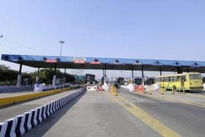 Noida authority allows shifting MCD toll booth on DND
