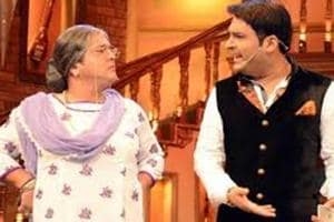 Kapil Sharma wishes Ali Asgar on his birthday: Never met my granny,...