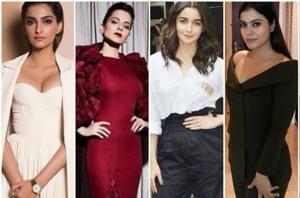 Sonam Kapoor, Kangana Ranaut and more: Five best-dressed celebrities...