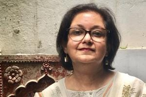 Author Namita Gokhale.