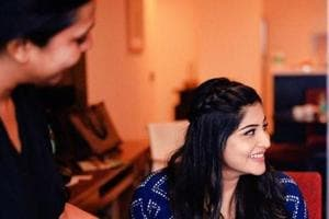 Queen's Malayalam remake: Manjima Mohan shoots for the film in France