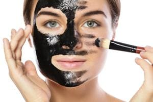 Charcoal-based face masks promise a host of benefits — but avoid overusing them