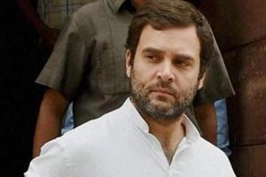 Mumbai Congress to file FIR against BJP leader for calling Rahul...