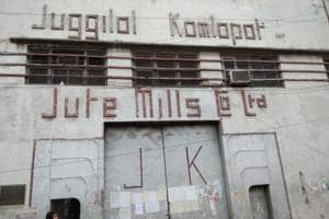 Kanpur industrial giant goes down as JK Jute Mill is sealed
