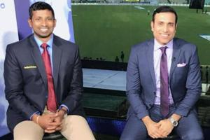 VVS Laxman trolls Russel Arnold over India vs Sri Lanka ODI series...