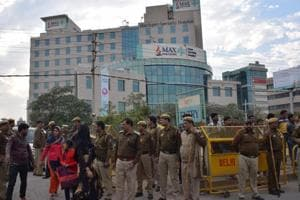 Max Hospital Shalimar Bagh's licence cancelled after baby wrongly...