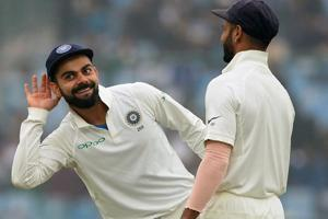 Team Virat Kohli: The invincibles, not yet