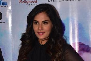 Richa Chadha turns scriptwriter for comedy film, says she enjoys this...