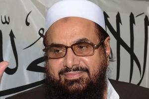 Hafiz Saeed leads rally in Lahore against Trump's Jerusalem decision