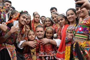 Rahul targets PM Modi on tribal welfare in Gujarat: 'Give accounts of...