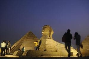 Photos: Seven Wonders of the World recreated in Kolkata, opened to public
