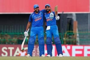 Rohit Sharma betters Virat Kohli in ODIs, but task cut out as India...