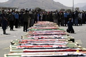 UN reports let-up in Yemen combat, says 230 reportedly dead