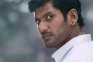 Not extending support to any other candidate,says actor Vishal