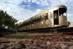 Experience old world charm in a 1940s tram, at Gurgaon's Heritage...
