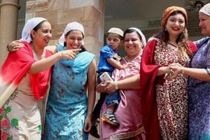 Parsis must relook at rights of women married to non-Parsis