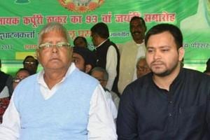 Tejashwi to react to attachment of ₹45 crore mall plot after...