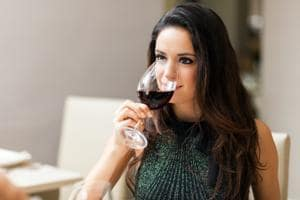 More reasons to drink wine. Drinking wine can stimulate your brain...