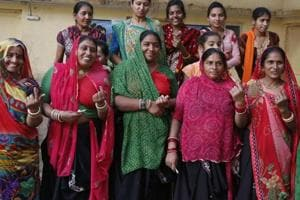 Gujarat voted in the first phase of assembly elections on December 9,...
