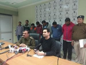 Gurgaon: Five arrested for taking bets on BPL matches