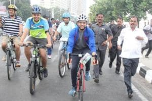 New cycling track in Mumbai cut down by 5.2km; this Sunday's route...