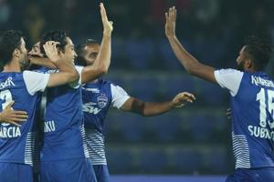 Bengaluru FC returned to winning ways and occupied their place at the...
