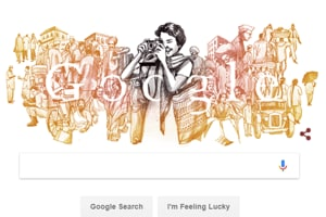 Google Doodle celebrates 104th birth anniversary of India's lens lady...