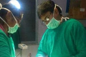 Social media lands Jharkhand doctor who 'abducted' patient for surgery...