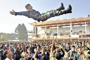 IMA passing out parade:Gentlemen cadets become officers