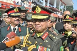 Refugee problem will be resolved amicably, says Bangladesh army chief
