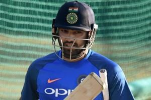 With an additional responsibility of captaincy, it'll be interesting to see how Rohit Sharma fares when India take on Sri Lanka in the three-ODI series, starting on Sunday.