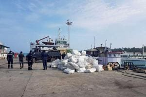 Cyclone Ockhi:Indian Navy ships carry out search ops till Maldives,...