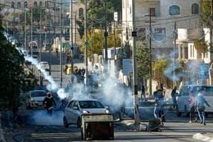 Israel airstrike kills 2 Palestinians: Gaza officials