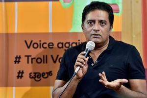 At IFFK opening, Prakash Raj says effort is being made to silence...