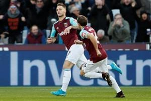 West Ham stun Chelsea 1-0 in Premier League courtesy Marko...