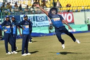 Thisara Perera wants 'something special' from Sri Lanka in ODI series...